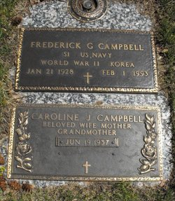 Frederick G Campbell