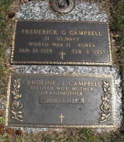 Caroline J Campbell