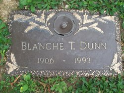 Blanche Love <i>Teffeteller</i> Dunn