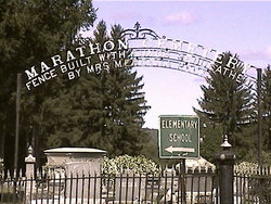 Marathon Village Cemetery
