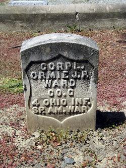 Corp Ormie Joseph Phillip Jack Ward