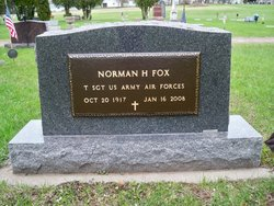 Norman Henry Fox