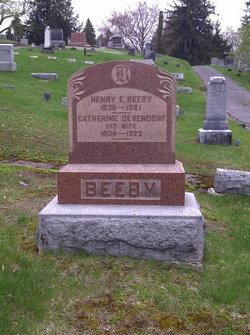 Catherine <i>Devendorf</i> Beeby