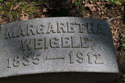 Margaretha <i>Herzog</i> Weigele