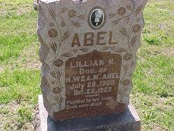 Lillian Abel