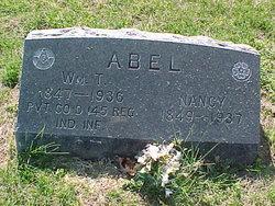 Nancy <i>Watson</i> Abel