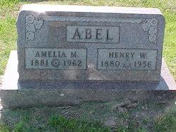 Henry Wilson Abel