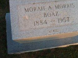 Morah A <i>Melton</i> Boaz