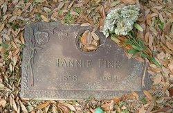 Fannie Lenora <i>Thompson</i> Fink