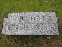 Sarah <i>Barger</i> Kappler
