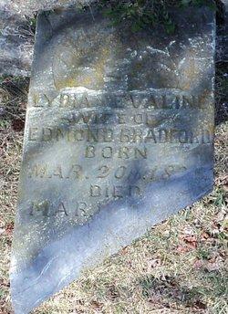 Lydia Evaline Bradford