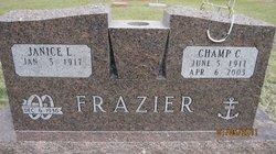 Champ Clark Frazier