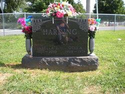 Isabella Jane <i>Shatzer</i> Harding
