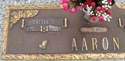 Calvin Lester Runt Aaron