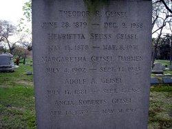 Theodor Robert Geisel