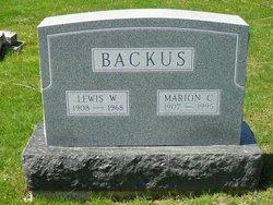 Lewis W. Backus