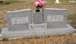 Adolph W Baring