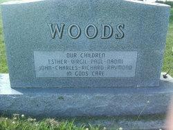 Lillian Louise <i>Burns</i> Woods