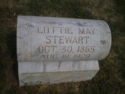 Charlotte May Lottie May <i>Norris</i> Stewart