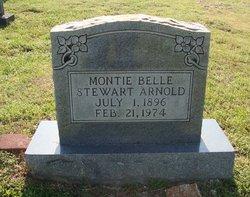 Montie Bell <i>Stewart</i> Arnold