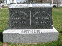 Marion <i>McFee</i> Arthur