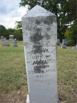 Minerva Jane <i>Lillard</i> Alexander