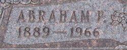 Abraham P. Fast