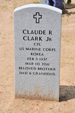 Claude R Clark, Jr