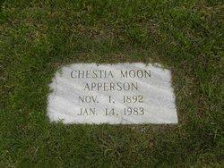 Chesta M Apperson