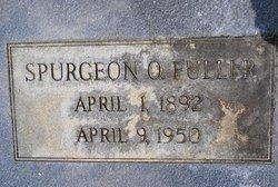 Spurgeon O O Fuller