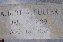 Albert A A Fuller