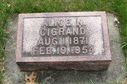 Alice N. Cigrand