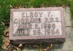 Elroy F. Cigrand