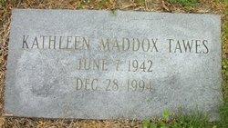 Kathleen Maddox Tawes