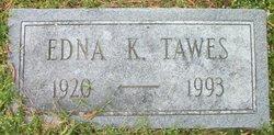 Edna K Tawes