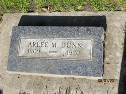 Arlee M Dunn