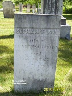 Sophia H <i>Wilson</i> Brown