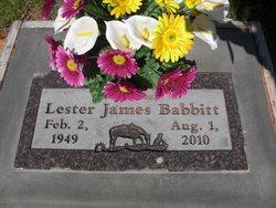 Lester James Babbitt