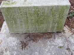 Deacon George W Anderson