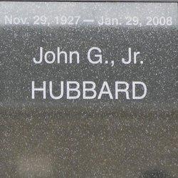John G Hubbard, Jr