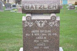 Anna M. <i>Gengler</i> Batzler