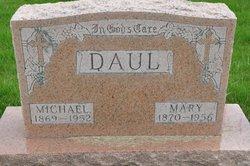 Mary <i>Gengler</i> Daul