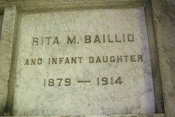 Rita M. <i>Fox</i> Baillio
