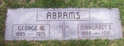 George W. Abrams