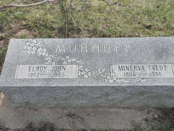 Clara Minerva Minerva <i>Tvedt</i> Morhoff
