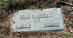 Belle E. Anderson