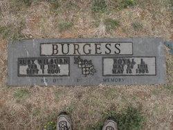 Ruby <i>Wilburn</i> Burgess