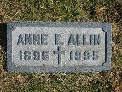 Anne E. Allin