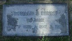 Donald J. Benny