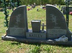 Cora E <i>James</i> Bailey